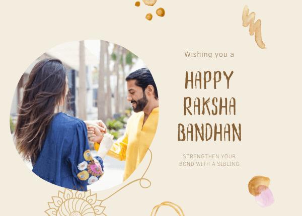 raksha bandhan wishes to brother