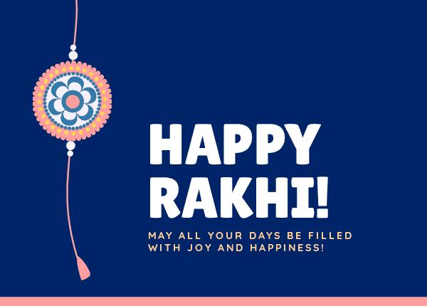 raksha bandhan wishes to sister